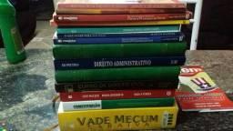 Vendo estes livros