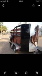 Trailer para 2 cavalos