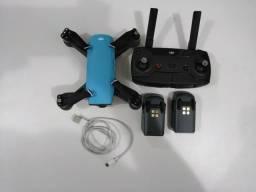 Drone Dji Spark Com controle NOVO