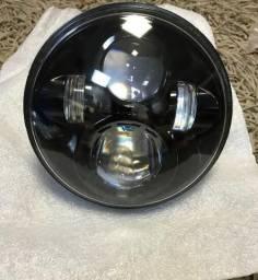 Farol 7? ORIGINAL Harley Davidson modelo Daymaker Projector LED Headlamp, ORGINAL