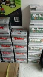 Promoção Bateria Tudor 60AH 18 meses de garantia R$ 230,00