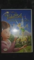 Dvd tinker bell