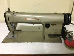 Máquina de Costura - Antiga - Yamata com motor + balcão !