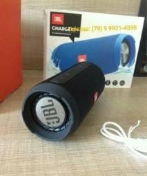 Caixa De Som JBL K3+, Bluetooth, Cartão SD, Auxiliar, Aprova D'agua