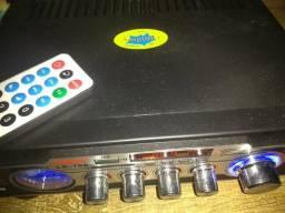 Mini amplificador show