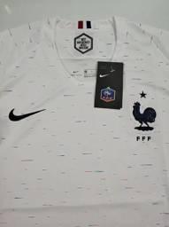 Camisa França Away 2018