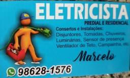 Eletricista : Predial e Residencial