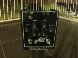 Pedal Pré-amp/direct Box Aguilar Tone Hammer Fonte Original