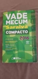 Vade Mecum Saraiva Compacto 2016 Com NCPC