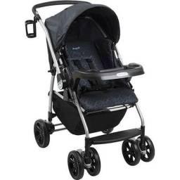 Carrinho de Bebê Passeio Burigotto At6 Netuno