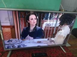 Tv Led Lg 42P Com uma Listra na tela