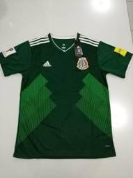 Camisa México Home 2018