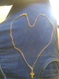 Cordao de ouro romanel
