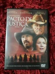 DVD Pacto De Justiça- Kevin Costner - Filme Original comprar usado  São Paulo