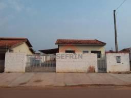 Casa com 2 dormitórios para alugar, 70 m² por R$ 700,00/mês - Parque Fortaleza - Cacoal/RO