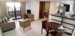 Apartamento com 1 dormitório para alugar, 56 m² por R$ 2.300/mês - Jardim Renascença - São