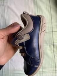 Sapato social menino TAM 23
