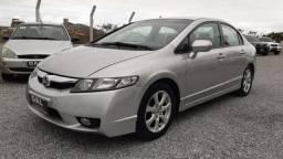 Civic Sedan EXS 1.8 automático 2008 - 2008