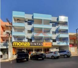 Apartamento com 3 dormitórios para alugar, 100 m² por R$ 1.250,00/mês - Centro - Cacoal/RO
