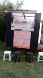 Vendo trailer food truck