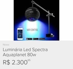 Luminária Nova Aquário Marinho