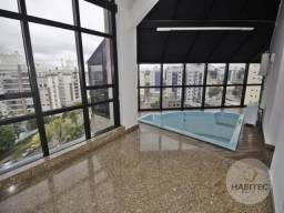Apartamento à venda com 5 dormitórios em Vila izabel, Curitiba cod:1298