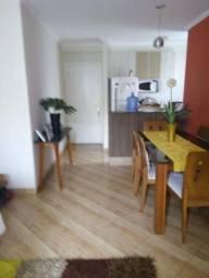 Apartamento à venda, 61 m² por R$ 350.000,00 - Vila Alzira - Santo André/SP