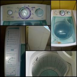 Máquina de Lavar Esmaltec 6kg faz tudo
