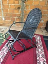 Reforma de cadeiras na fibra sintética