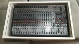 Vendo mesa de som 24 canais Eurodesk SX2442FX da Behringer