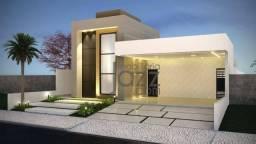 Linda casa para construção com 3 dormitórios à venda, 198 m² por R$ 1.198.000