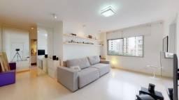 Apartamento à venda com 1 dormitórios em Aclimação, São paulo cod:12195