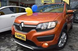 Renault sandero 2015 1.6 stepway 8v flex 4p manual