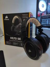 Headset Wireless Corsair HS70 SE