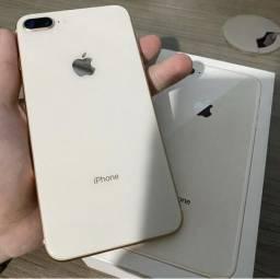 Iphone 8 plus em estado de zero
