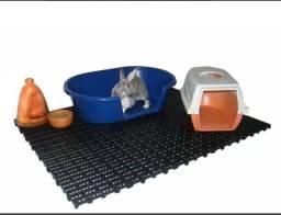 ESTRADO paletes palletes plástico