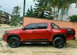 Toyota Hilux 2.8 TDI SE Challenge 4x4 Aut.2018 - 2018