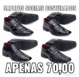 Sapatos sociais costurados ( não entregamos em domicílio)