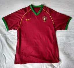 Camisa PORTUGAL 2006 (P)