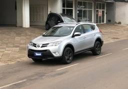 Rav4 2.0 Aut. *Única Dona/ Multimídia/ Revisada Toyota* Avalio Troca - 2014