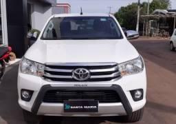 Toyota Hilux Cabine Dupla SRV 4X4 DIESEL 4P - 2017