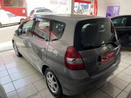 Honda Fit Ex Automático Ano-2008 - 2008