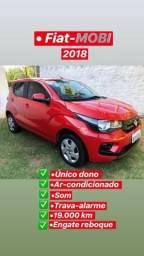 Vendo Fiat Mobi 2018 - 2018
