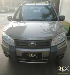 Ford - EcoSport XLS 1.6 Flex e GNV G3 - 2010/2011 - 2011