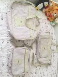 Kit bolsa maternidade