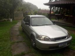 Vendo Civic 1998 gasolina/gnv - 1998