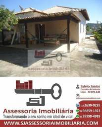 Iguaba-Bairro Canellas City-Casa 3/4-Suíte-03 Vagas-Piscina- Lote de 600 M²-Só 330 Mil