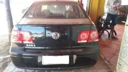Vendo VW Bora preto, gasolina, 2008/2009 - 2009