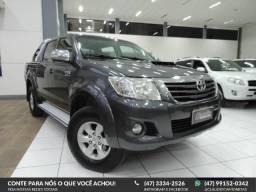 Toyota Hilux CD 4X4 SRV - 2015