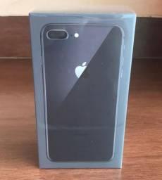Iphone 8 Plus 64GB Preto, Novo, Lacrado, Garantia de 1 ano - Nota Fiscal